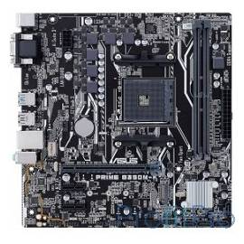 ASUS PRIME B350M-K Socket AM4, AMD B350, 2*DDR4, PCI-E, SATA 6Gb/s, M.2, 8ch, GLAN, USB3.1, D-SUB + DVI-D, mATX