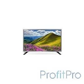 """LG 32"""" 32LJ594U серебристый HD READY/50Hz/DVB-T2/DVB-C/DVB-S2/USB/WiFi/Smart TV (RUS)"""
