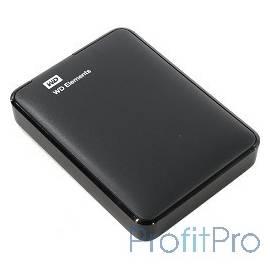 """WD Portable HDD 2Tb Elements Portable WDBU6Y0020BBK-WESN USB3.0, 2.5"""", black"""