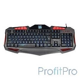 Игровая клавиатура Qumo Axe [20796]