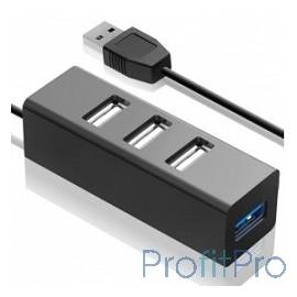 HUB GR-339UB Ginzzu USB 3.0/2.0, 4 port (1xUSB3.0+3xUSB2.0)