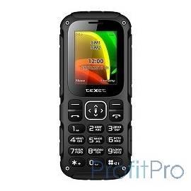 TEXET TM-504R Мобильный телефон цвет черный-зеленый