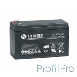 B.B. Battery Аккумулятор BPS 7-12 (12V 7Ah)