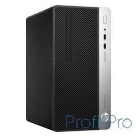 HP ProDesk 400 G4 [1EY28EA] MT i5-7500/4Gb/500Gb/DVDRW/W10Pro/k+m