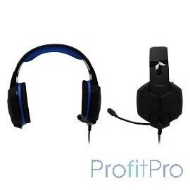 SVEN AP-U980MV Черный/синий Объёмное звучание 7.1, Длина кабеля, м -2.2, 108Дб, 32 Ом