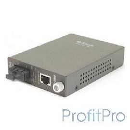 D-Link DMC-530SC/D6A/D7A/D4A Конвертер 10/100 UTP в 100мб SM Fiber (30km, SC)