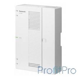 Panasonic KX-HTS824RU системный блок (6 внеш. + 16 внутр.),расширение до (8 внеш. + 24 внутр.) функция DISA