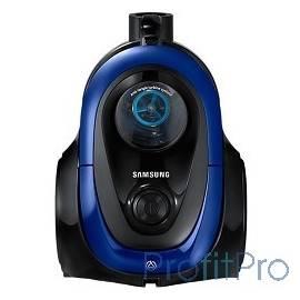 Пылесос Samsung SC18M21A0SB/EV [VC18M21A0SB], 1800Вт, синий