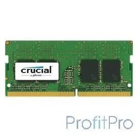 Crucial DDR4 SODIMM 8GB CT8G4SFD824A PC4-19200, 2400MHz