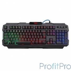 Defender Legion GK-010DL RU [45010] Проводная игровая клавиатура, RGB подсветка,19 Anti-Ghost