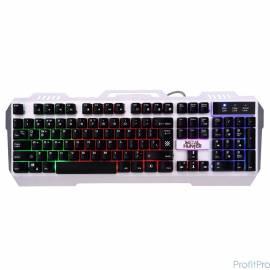 Defender Metal Hunter GK-140L RU [45140] Проводная игровая клавиатура, RGB подсветка,19 Anti-Ghost