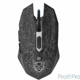Defender Shock GM-110L [52110] Проводная игровая мышь, оптика,6кнопок,800-3200dpi