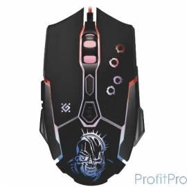 Defender Killer GM-170L [52170] Проводная игровая мышь, оптика,7кнопок,800-3200dpi