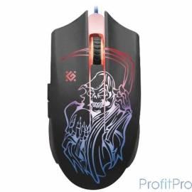 Defender Ghost GM-190L [52190] Проводная игровая мышь, оптика,6кнопок,800-3200dpi
