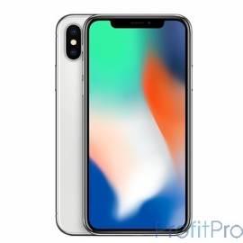 Apple iPhone X 64GB Silver (MQAD2RU/A)