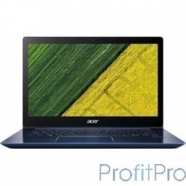 "Acer Swift 3 SF314-52G-879D [NX.GQWER.004] blue 14"" FHD i7-8550U/8Gb/256Gb SSD/Mx150 2Gb/Linux"