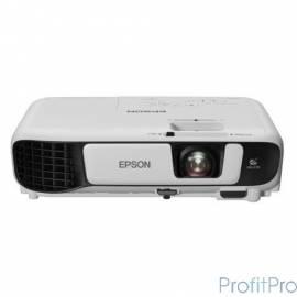 Epson EB-X41 [V11H843040] LCD, 1024x768, 3600 ANSI, 15000:1, HDMI, USB, 1x2W, 2.5kg, White