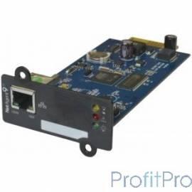 PowerCom Контроллер SNMP-карта 1-port Internal NetAgent II (CY504)