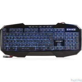 CROWN CMKG-401 [CM000001852] Игровая проводная клавиатура с подсветкой