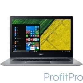 "Acer Swift 3 SF314-52G-88KZ [NX.GQUER.004] silver 14"" FHD i7-8550U/8Gb/256Gb SSD/Mx150 2Gb/W10"
