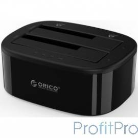 ORICO 6228US3-C-BK Док-станция для HDD (черный)