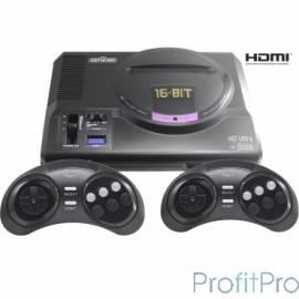 SEGA Retro Genesis HD Ultra + 50 игр ZD-06 (2 беспроводных 2.4 ГГц джойстика, HDMI кабель) [ConSkDn57]
