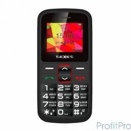 217B-TM мобильный телефон цвет черный-красный