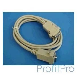 Нуль-модемный кабель RS-232 9pin F - 9pin F 1.8м Gembird [CC-134-6]