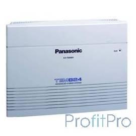 Panasonic KX-TEM824RU! системный блок (6 внеш. + 16 внутр.),расширение до (8 внеш. + 24 внутр.) функция DISA
