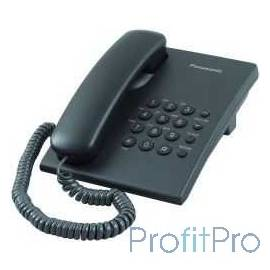 Panasonic KX-TS2350RUB (черный) повтор номера, регул-ка громкости, кр.на стену