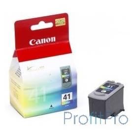 Canon CL-41 0617B025 Картридж CL-41/ GP-501 для Canon Pixma MP150/170/450/iP1600/iP2200/iP6210/iP6220 IJ EMB Цветной, 315стр.