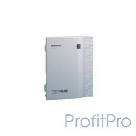 Panasonic KX-TEB308RU аналоговая гибридная АТС мини 3 внешних и 8 внутренних линий (нерасширяемая)
