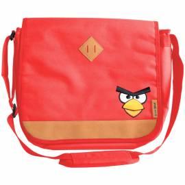 """Сумка Hatber """"Angry Birds"""" 36*31*11 см, 2 отделения"""