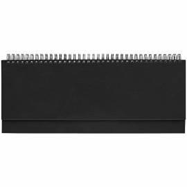 Планинг недатированный 56л., 330*130, бумвинил, OfficeSpace, черный