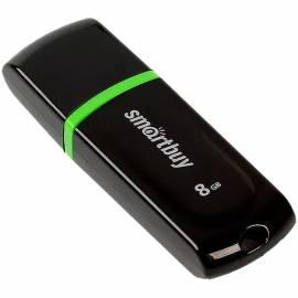 "Память Smart Buy ""Paean"" 8GB, USB 2.0 Flash Drive, черный"