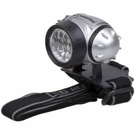 Фонарь налобный Smartbuy, светодиодный, 21 LED