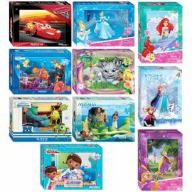 """Пазл 54 эл. Step Puzzle """"Disney-4"""", картонная коробка"""