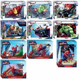 """Пазл 54 эл. Step Puzzle """"Marvel-2"""", картонная коробка"""