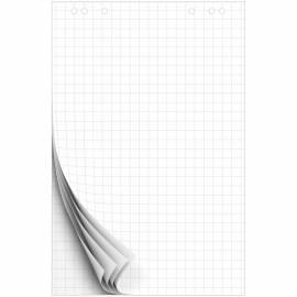 Блокнот для флипчарта OfficeSpace 60*90см, 20л., клетка, бюджет