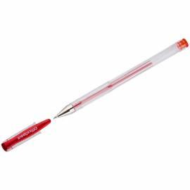 Ручка гелевая OfficeSpace красная, 1,0мм