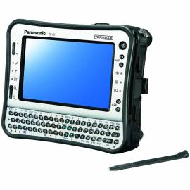 Ноутбук Panasonic Toughbook CF-U1 Intel Atom processor Z530 1.6GHz 512KB L2 Cache 533MHz FSB 2048MB SDRAM DDR2 SSD 64GB Display
