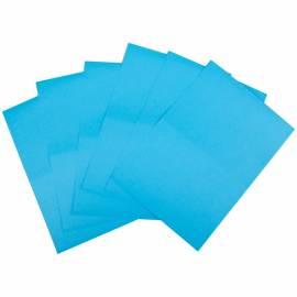 Бумага Lomond, А4 2-дел.(210,0мм х 148,5мм), 1лист, техноупаковка, голубая, 80г/м2.
