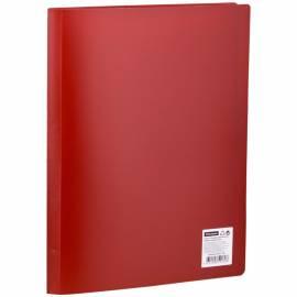 Папка с 20 вкладышами OfficeSpace, 15мм, 500мкм, красная