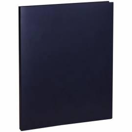 Папка с зажимом OfficeSpace, 15мм, 500мкм, черная