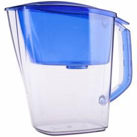 """Кувшин-фильтр для воды Барьер """"Гранд"""" индиго, с картриджем, 3,6л"""