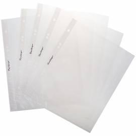 Папка-вкладыш с перфорацией Berlingo, А5, 40мкм, матовая