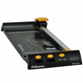 """Резак роликовый A4 Fellowes """"Neutron"""" 320мм до 10 листов, пластиковое основание"""