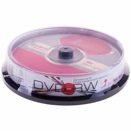 Диск DVD-RW 4.7Gb Smart Track 4x Cake Box (10шт)