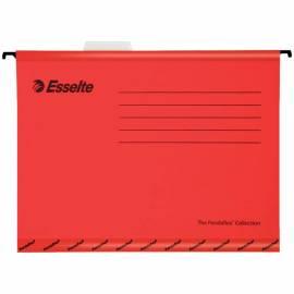 """Подвесная папка Esselte """"Pendaflex Standart"""", А4, картон, 205г/м2, красная"""