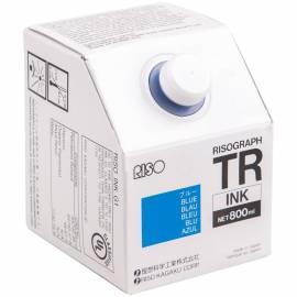 Краска Riso синяя для TR (ориг.) 800мл